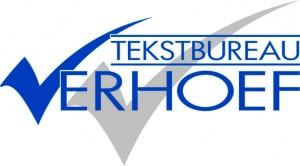 Logo Tekstbureau Verhoef